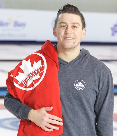 Dynasty Apparel named official uniform partner of Curling Canada