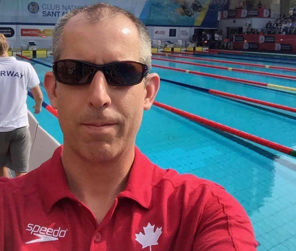 Swimming Canada name Rob Pettifer named as head coach for Lima 2019