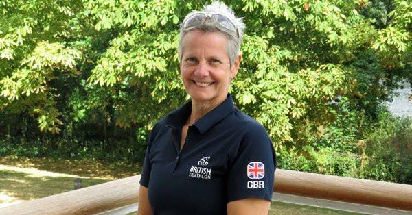 British Triathlon announce Mary Hardwick as new chair