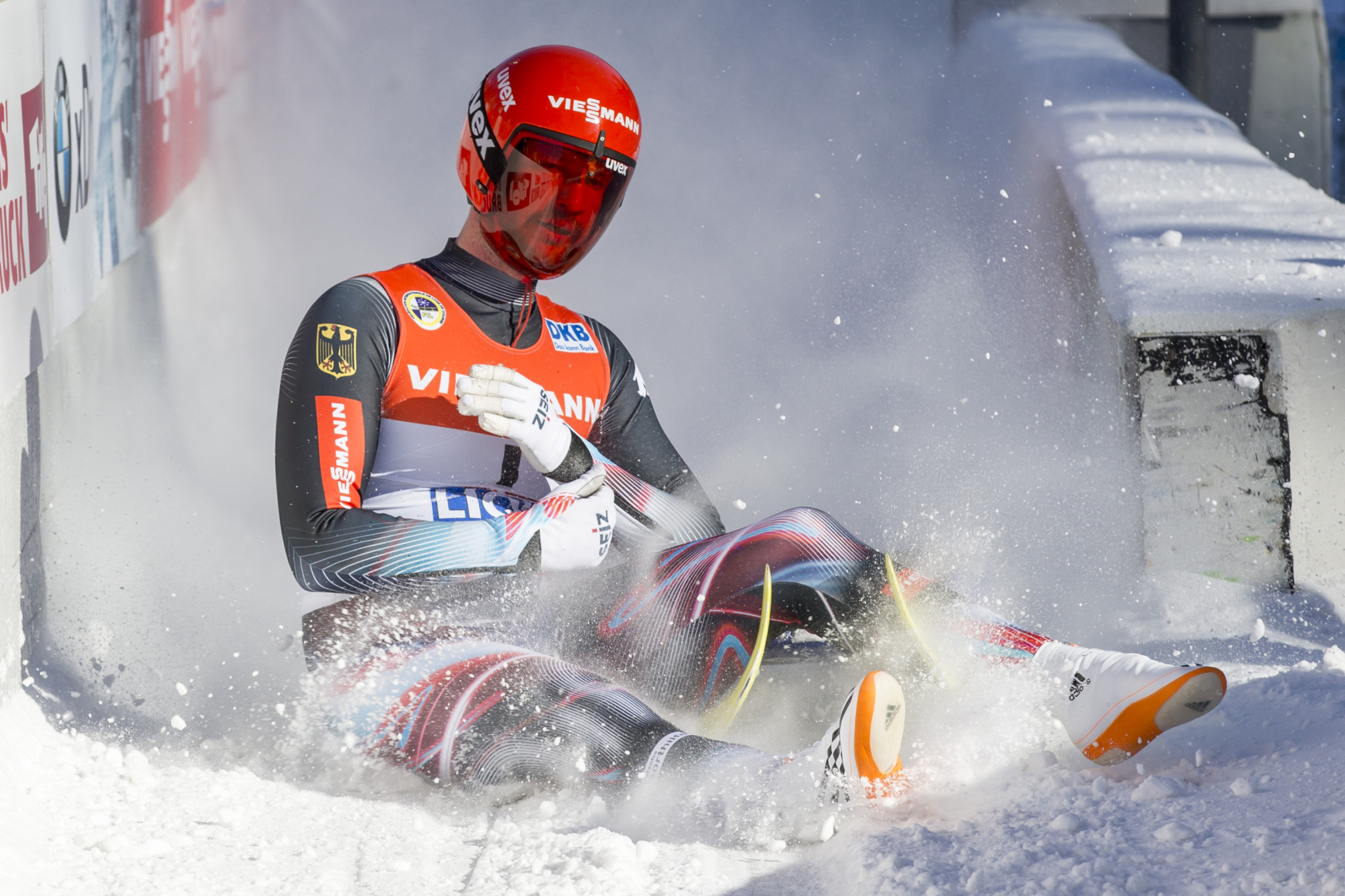 Ralf Palik won World Championship silver during his career ©Getty Images
