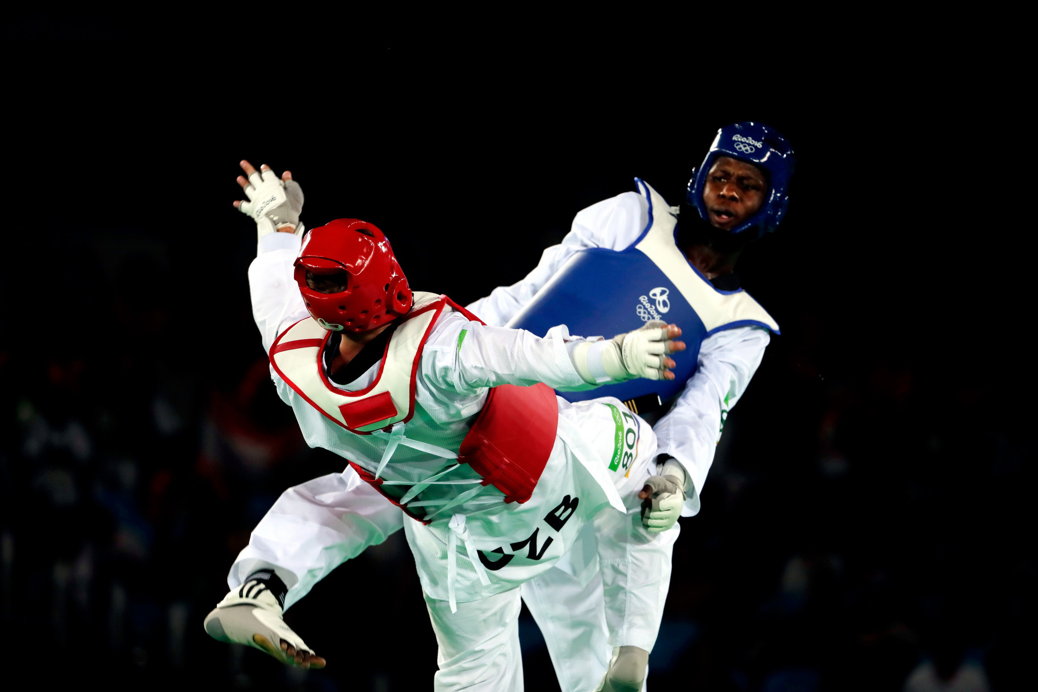 The rankings grade Nigeria's taekwondo talent ©Getty Images