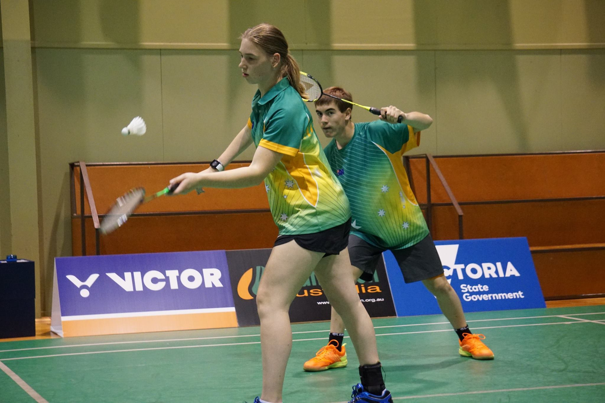Australia claimed five of the seven gold medals on offer outright ©Badminton Oceania/Facebook