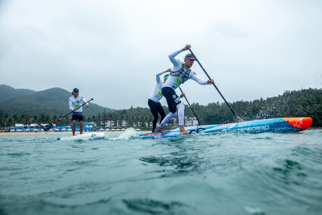 Technical race finalists decided on day five of ISA World SUP and Paddleboard Championship