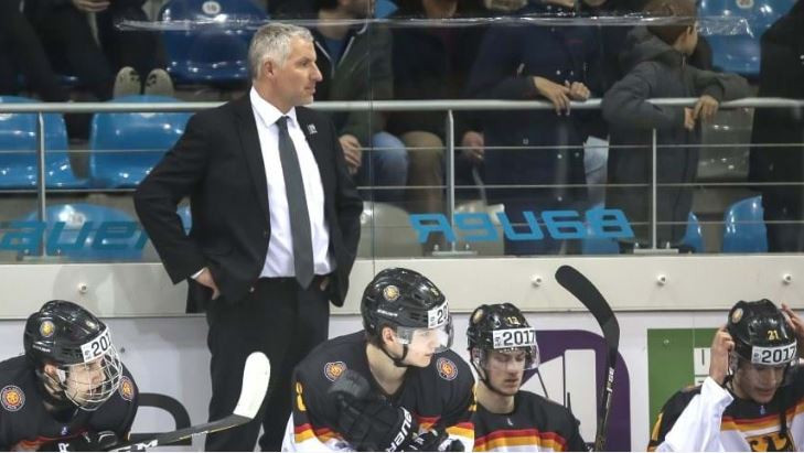 Christian Kunast will be head coach of Germany's women's ice hockey team from January 1, charged with reaching the Beijing 2022 Games ©IIHF