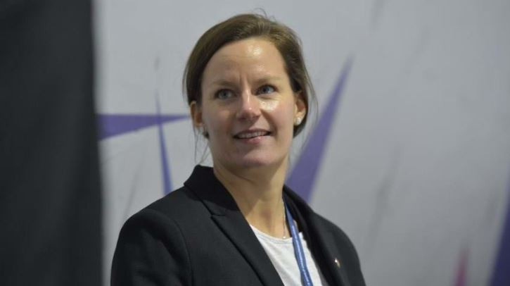 Long-time international Franziska Busch has been appointed head coach of the German women's under-18 team ©IIHF