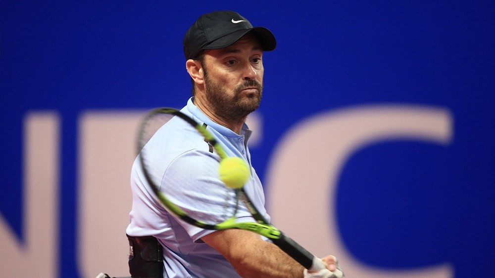 Wagner tops group at NEC Wheelchair Singles Masters in Orlando