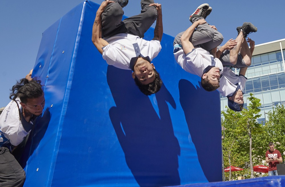 "FIG Parkour Commission takes ""important steps"" prior to Congress"