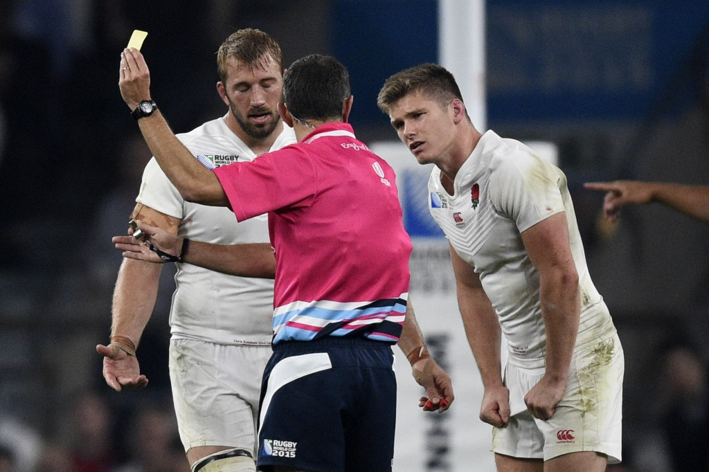 England exit from home Rugby World Cup does not change sponsors' strategy claims Mastercard's Robichaud