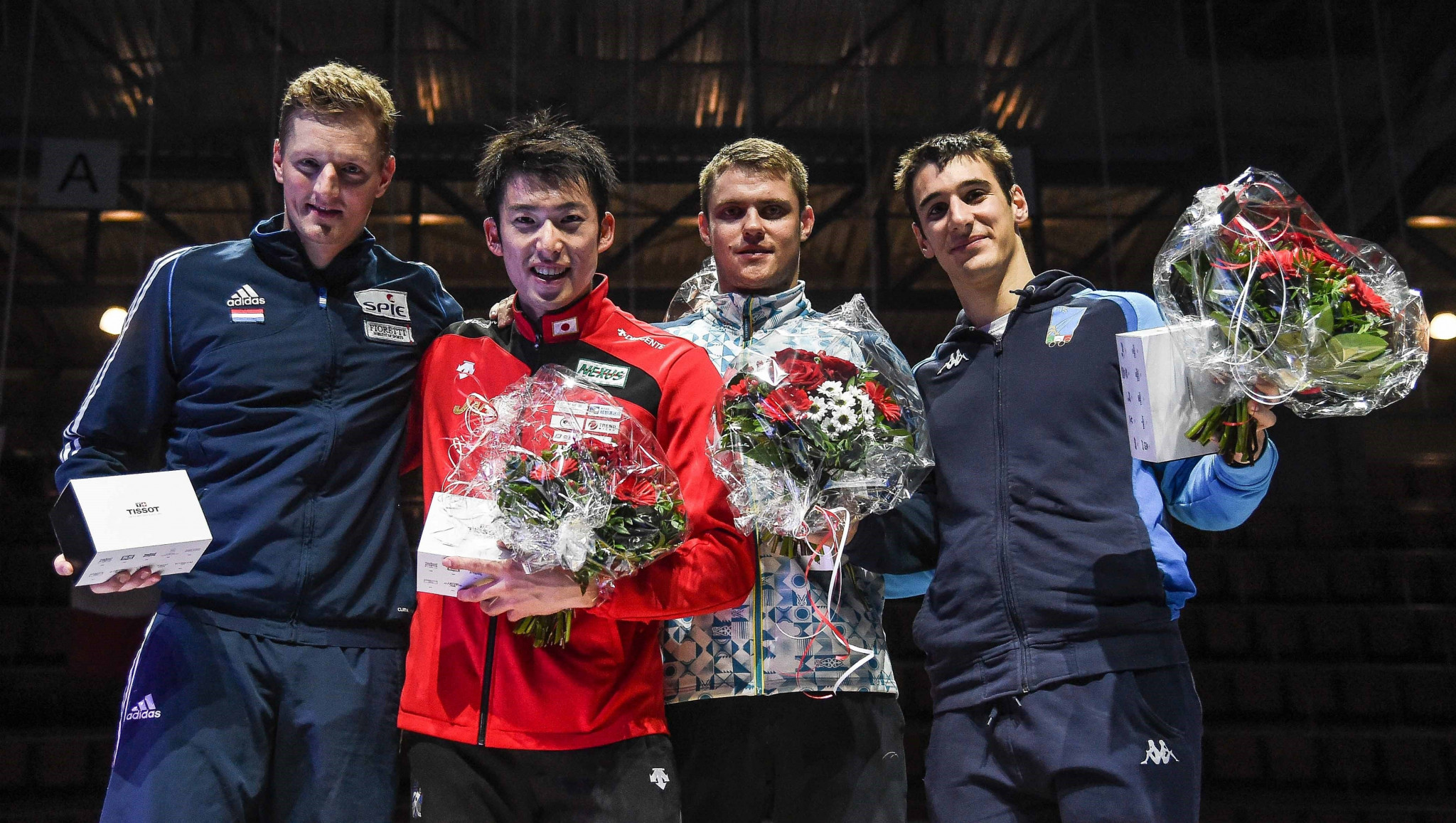 Japan's Minobe claims top honours at FIE Men's Épée World Cup in Berne