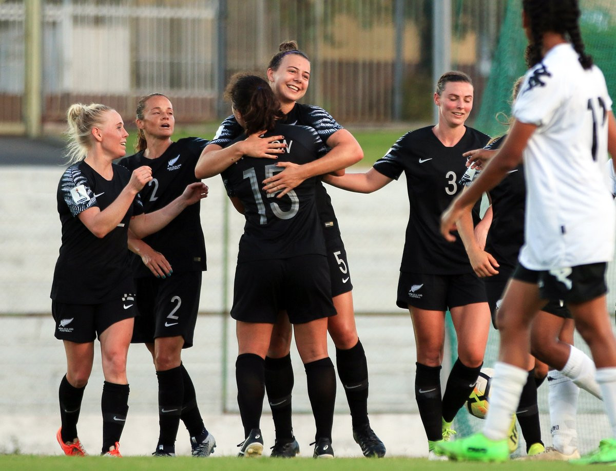 Fiji and New Zealand through to OFC Women's Nations Cup final