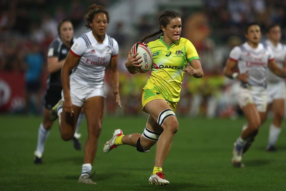 Australia's women looking for strong performance as Rugby Sevens World Series heads to Dubai