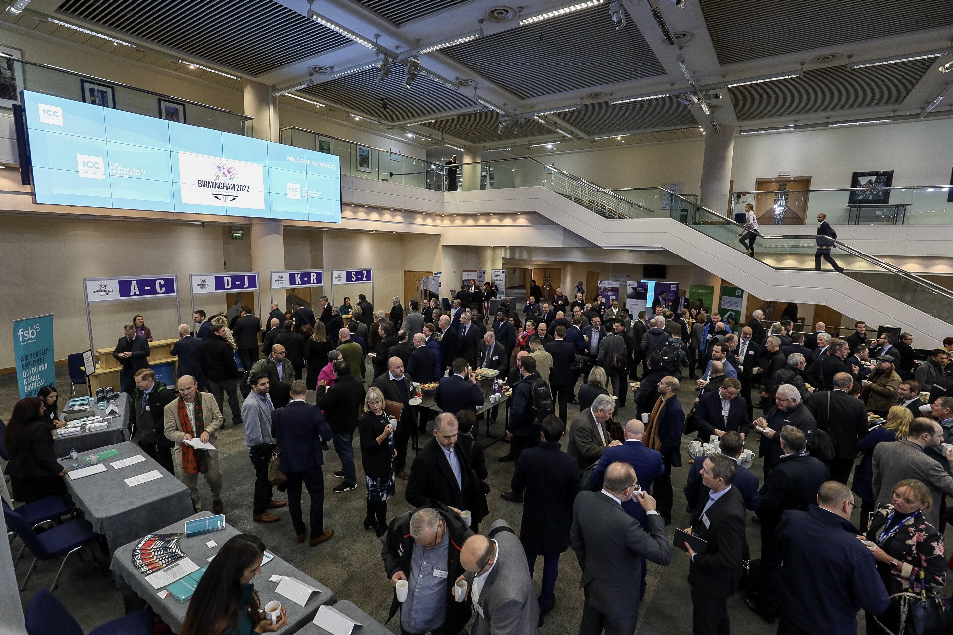 Hundreds attend business briefing for Birmingham 2022 Commonwealth Games