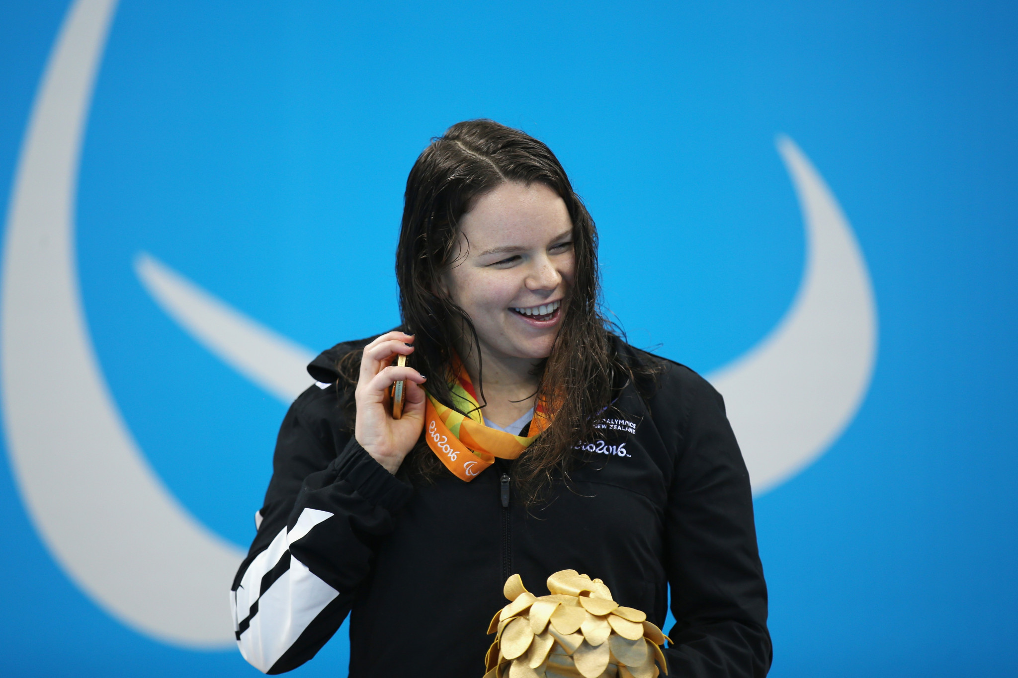 New Zealand's Fisher retires from high-performance Para-swimming