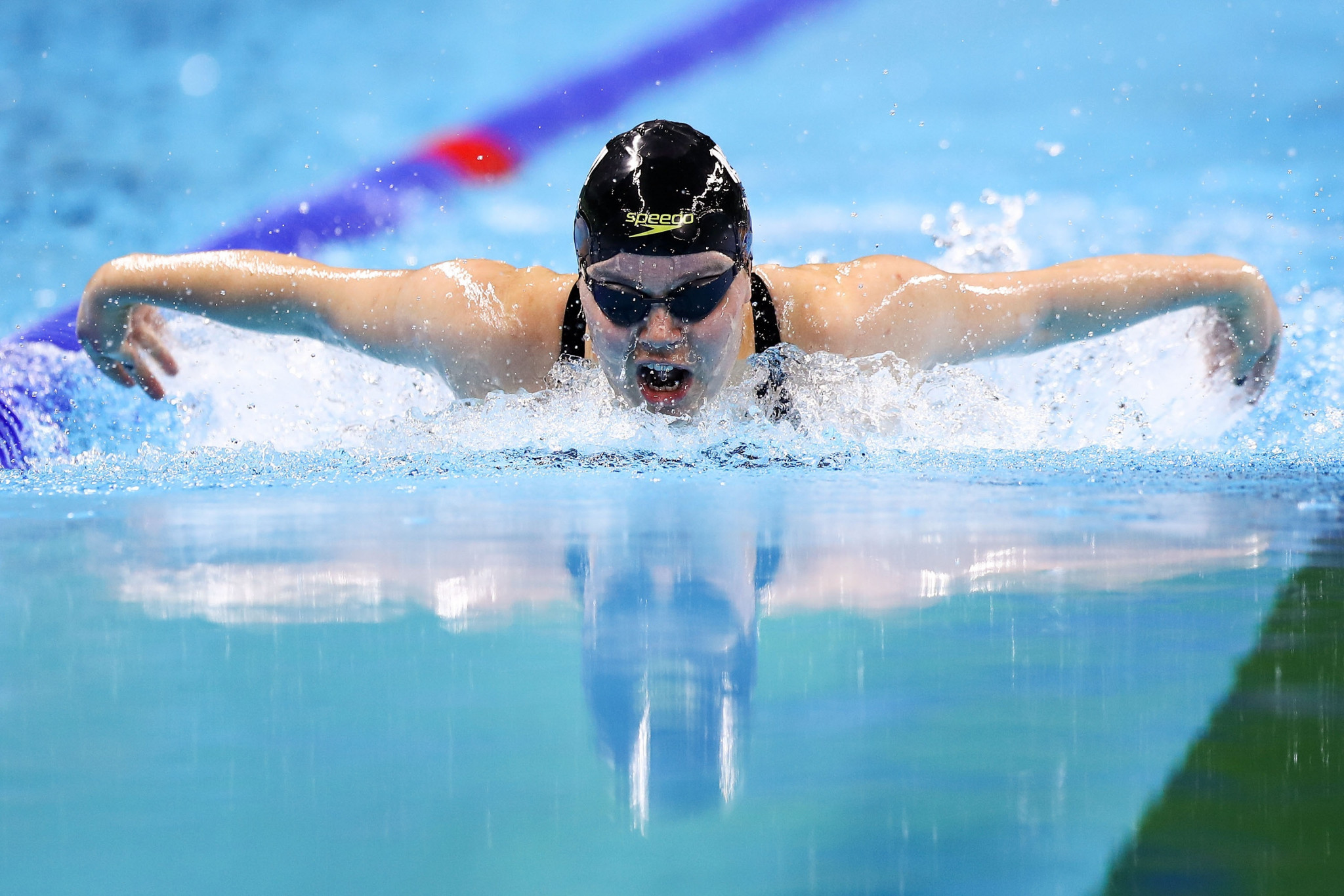 Mary Fisher won Paralympic titles at London 2012 and Rio 2016 ©Getty Images