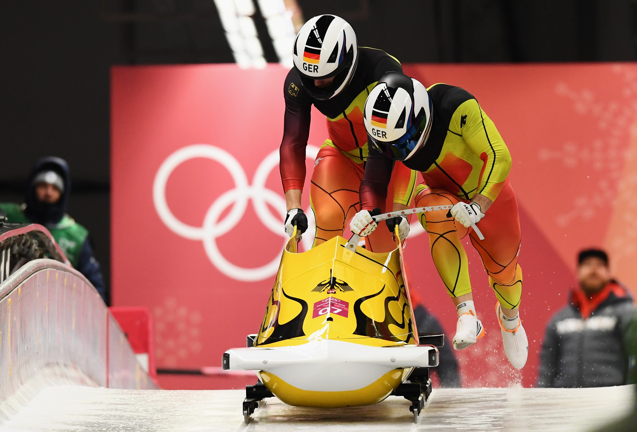 BMW creating two-man bobsleigh prototype for German teams