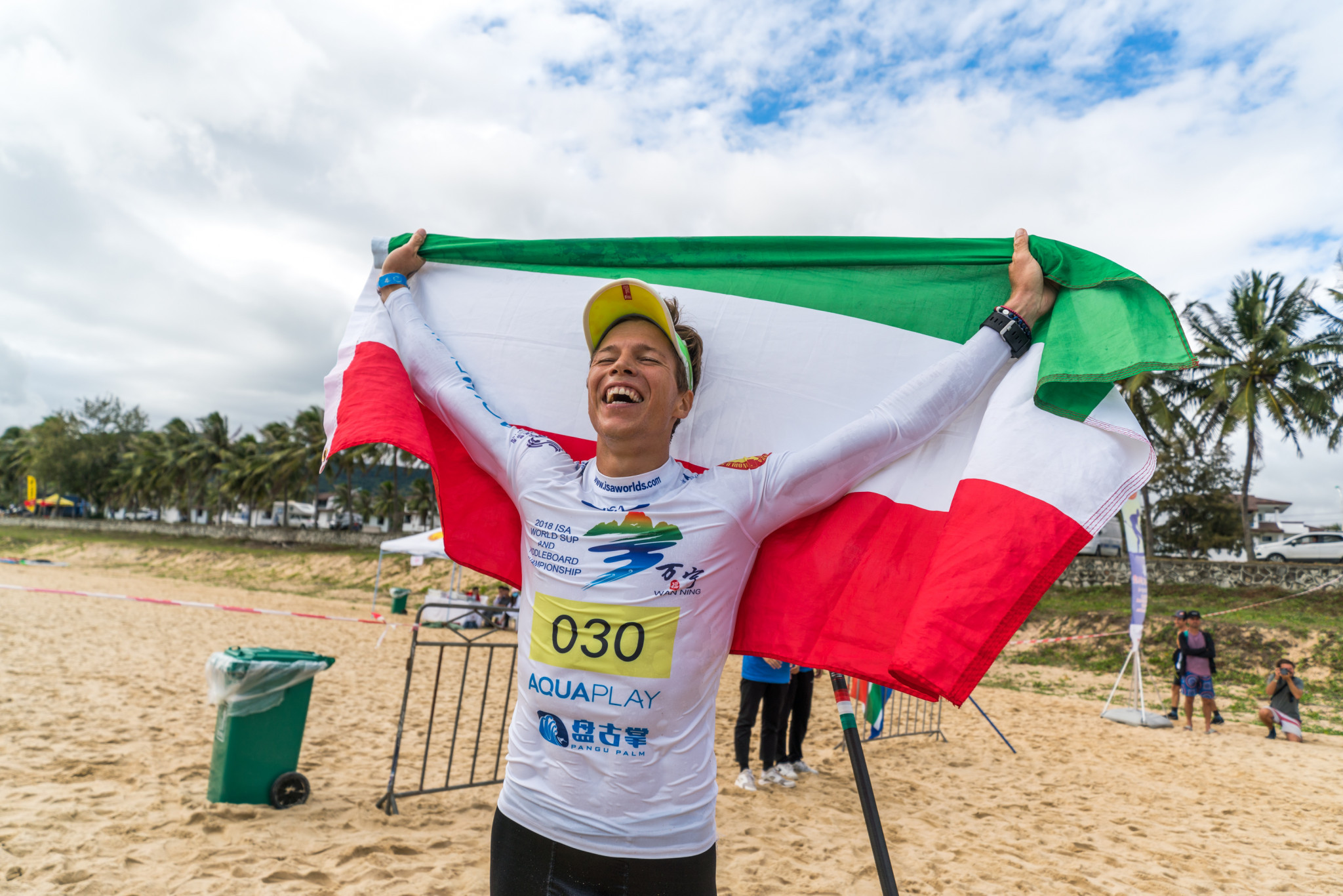 Gold for Hungary and United States on day six of ISA World SUP and Paddleboard Championship