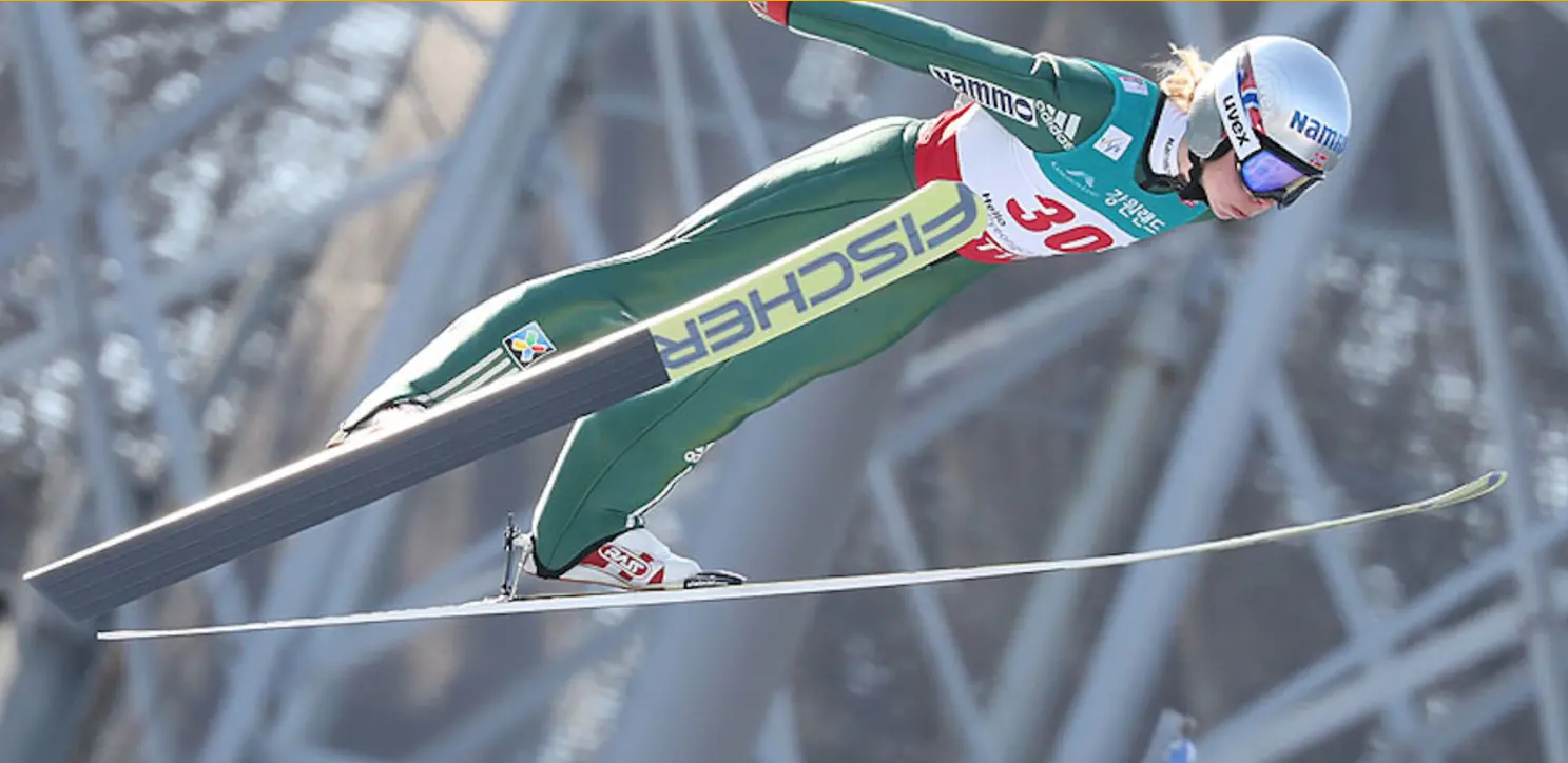 Lundby top qualifier for tomorrow's FIS Ski Jumping World Cup Raw Air final in Oslo