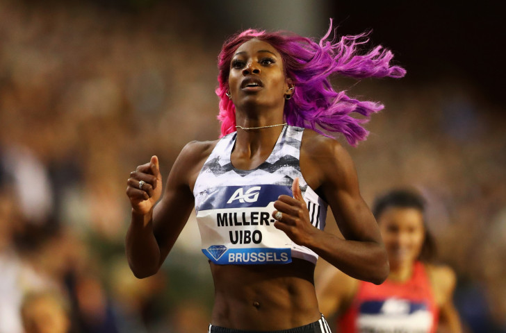 Olympic 400m champion Shaunae Miller-Uibo of the Bahamas had a peerless and unbeaten season, holding off her young rivals and setting the best time recorded since 2009 ©Getty Images