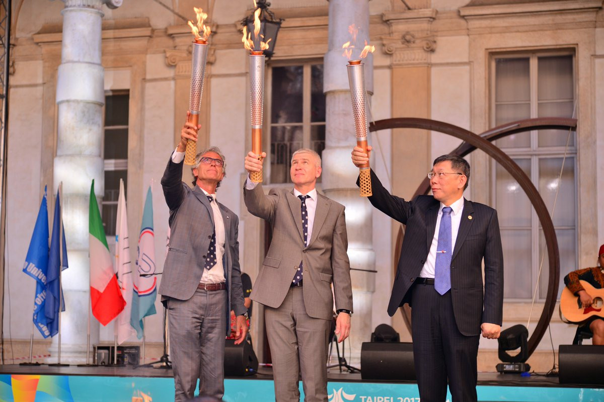 Naples 2019 Torch Relay to begin in Turin