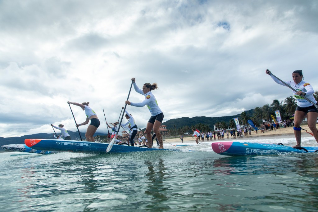 ISA World SUP and Paddleboard Championship set to move to Shenzhou Peninsula for sprint, distance and relay races