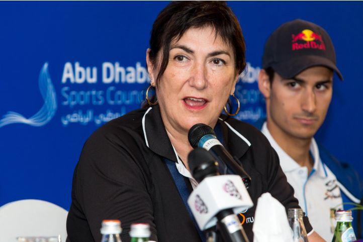 ITU President Marisol Casado says