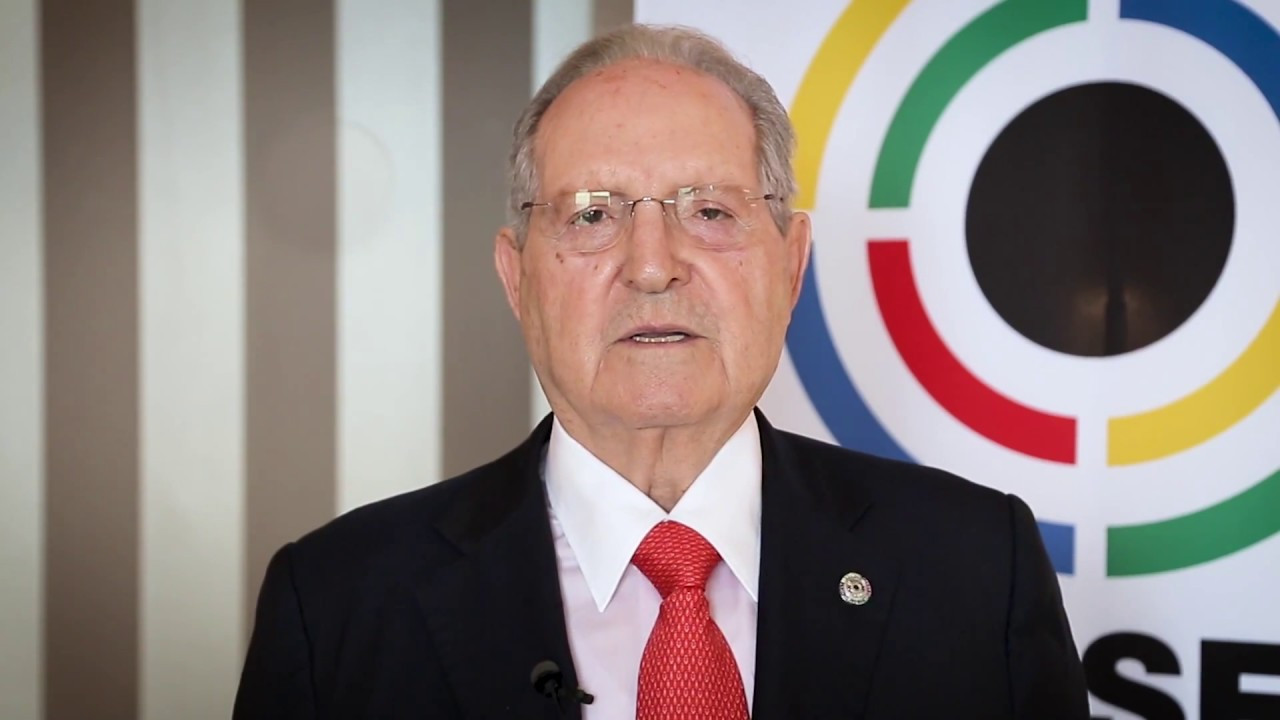 One of two men - Russia's Vladimir Lisin or Italy's Luciano Rossi - will be elected to succeed Olegario Vázquez Raña as President of the International Shooting Sport Federation ©YouTube