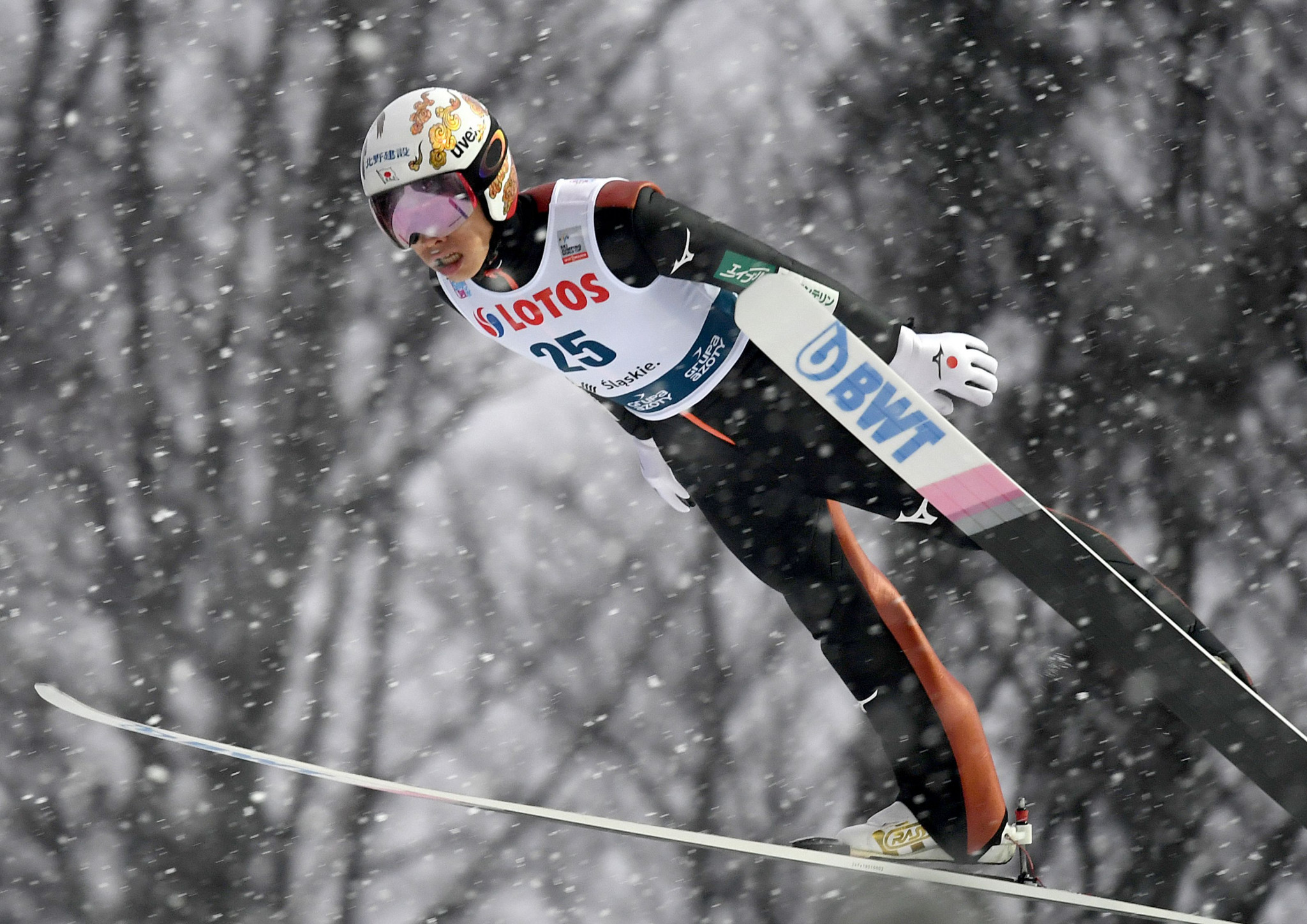 The third FIS Ski Jumping event is set to get underway in the Russian city of Nizhny Tagil ©Getty Images