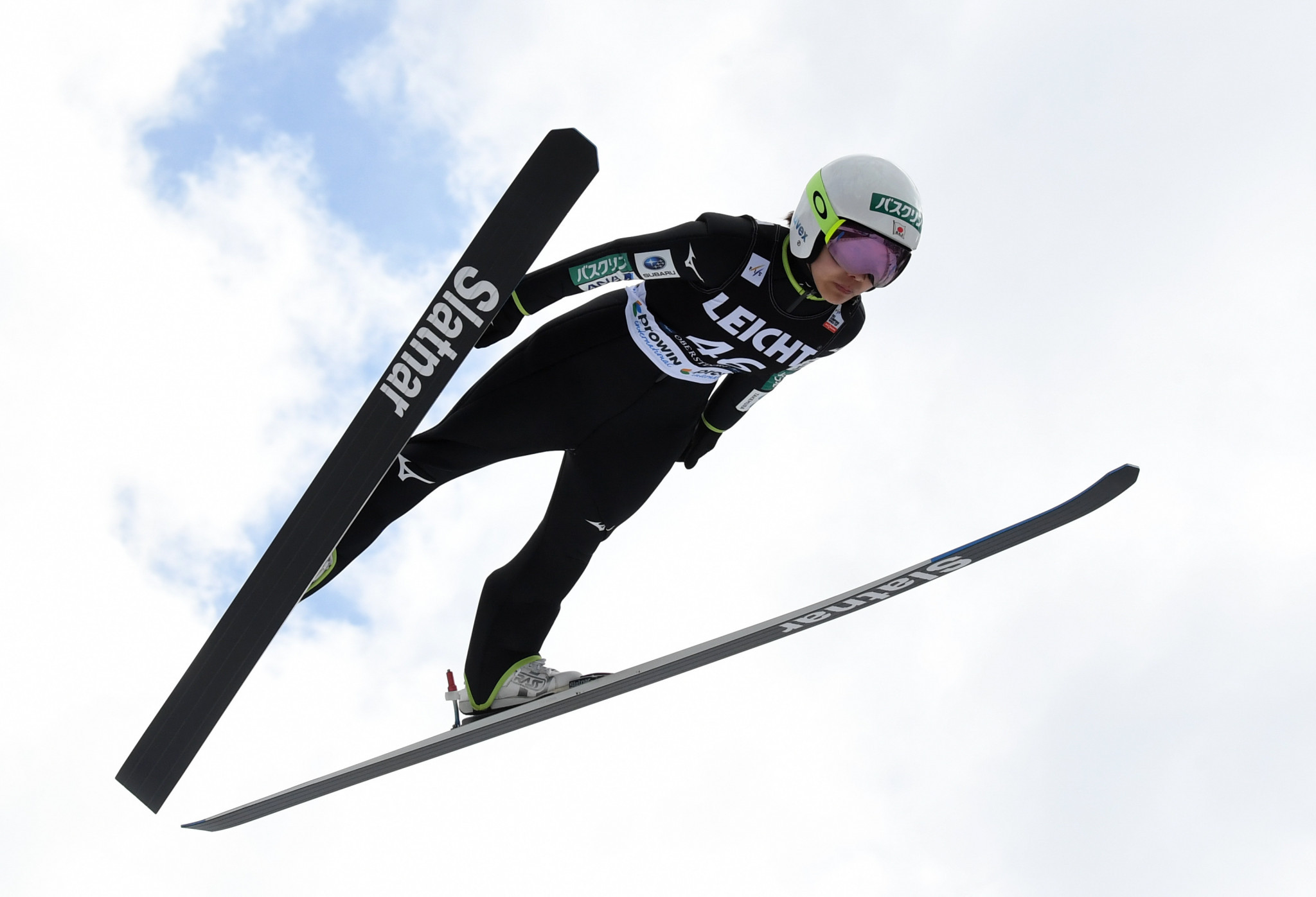 Japan's Takanashi tops individual normal hill qualification standings at women's FIS Ski Jumping World Cup in Lillehammer