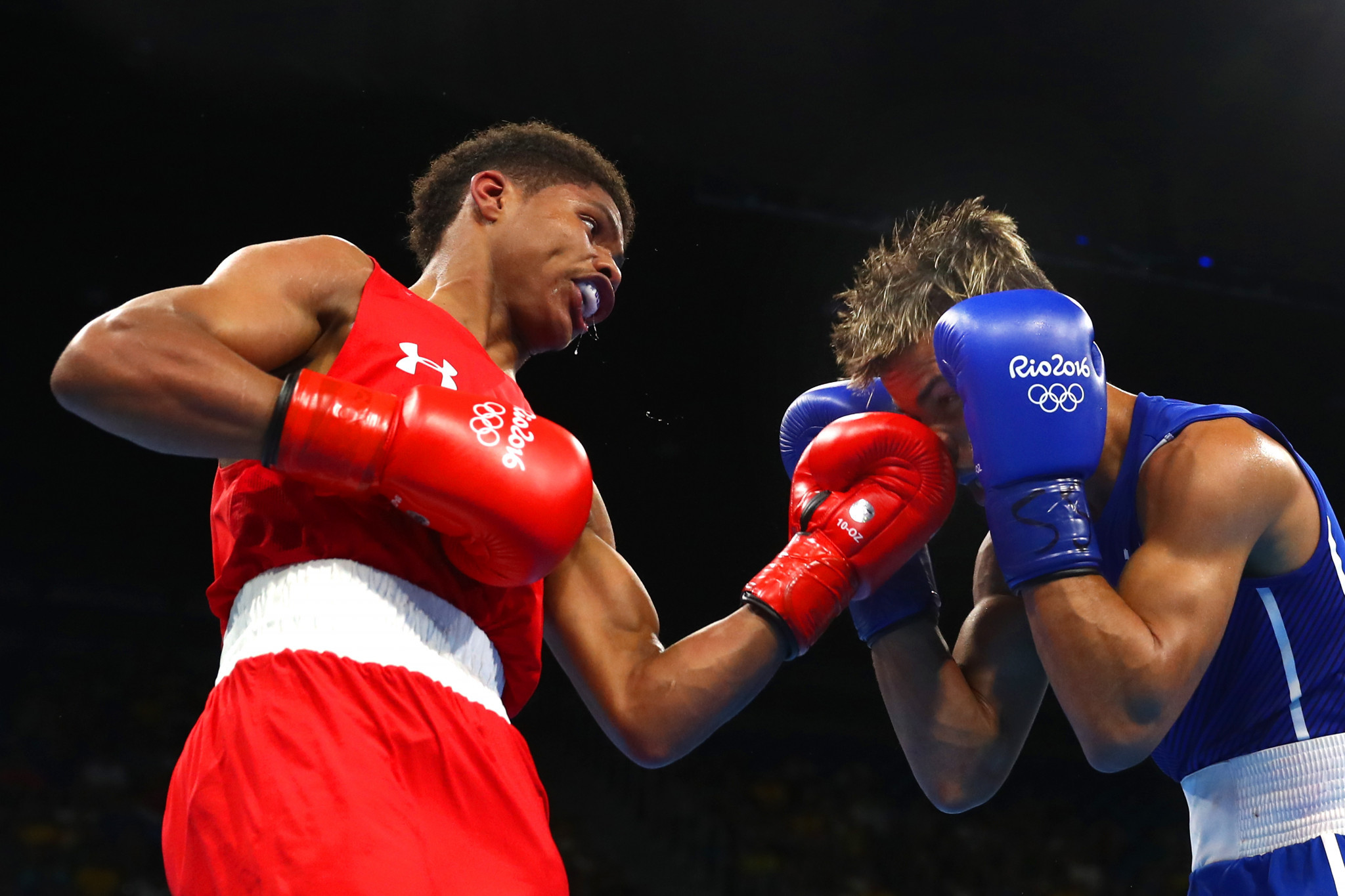 Boxing's place at the Olympic Games remains in doubt ©Getty Images