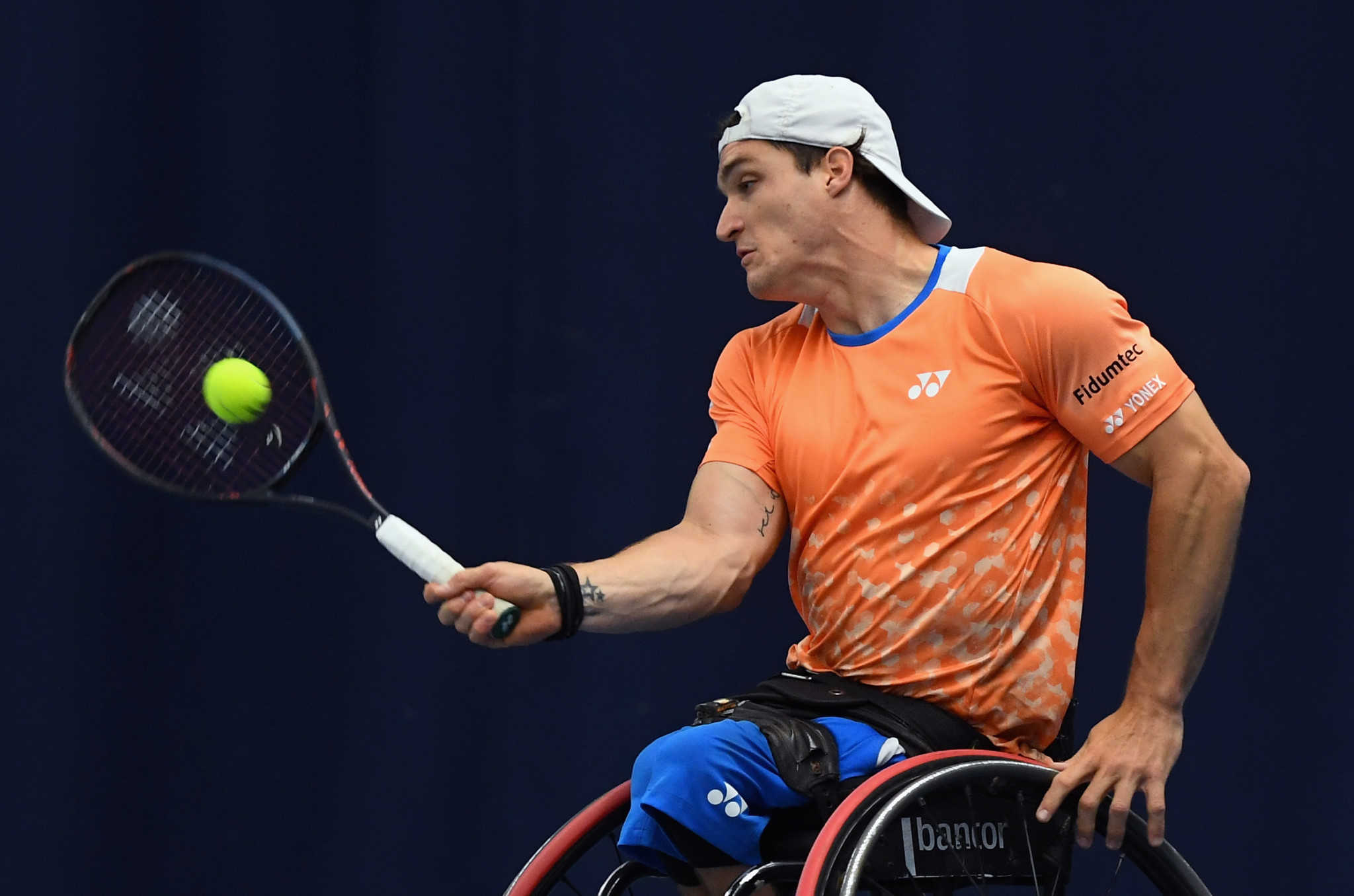 Fernandez secures second straight win at Wheelchair Tennis Masters in Orlando