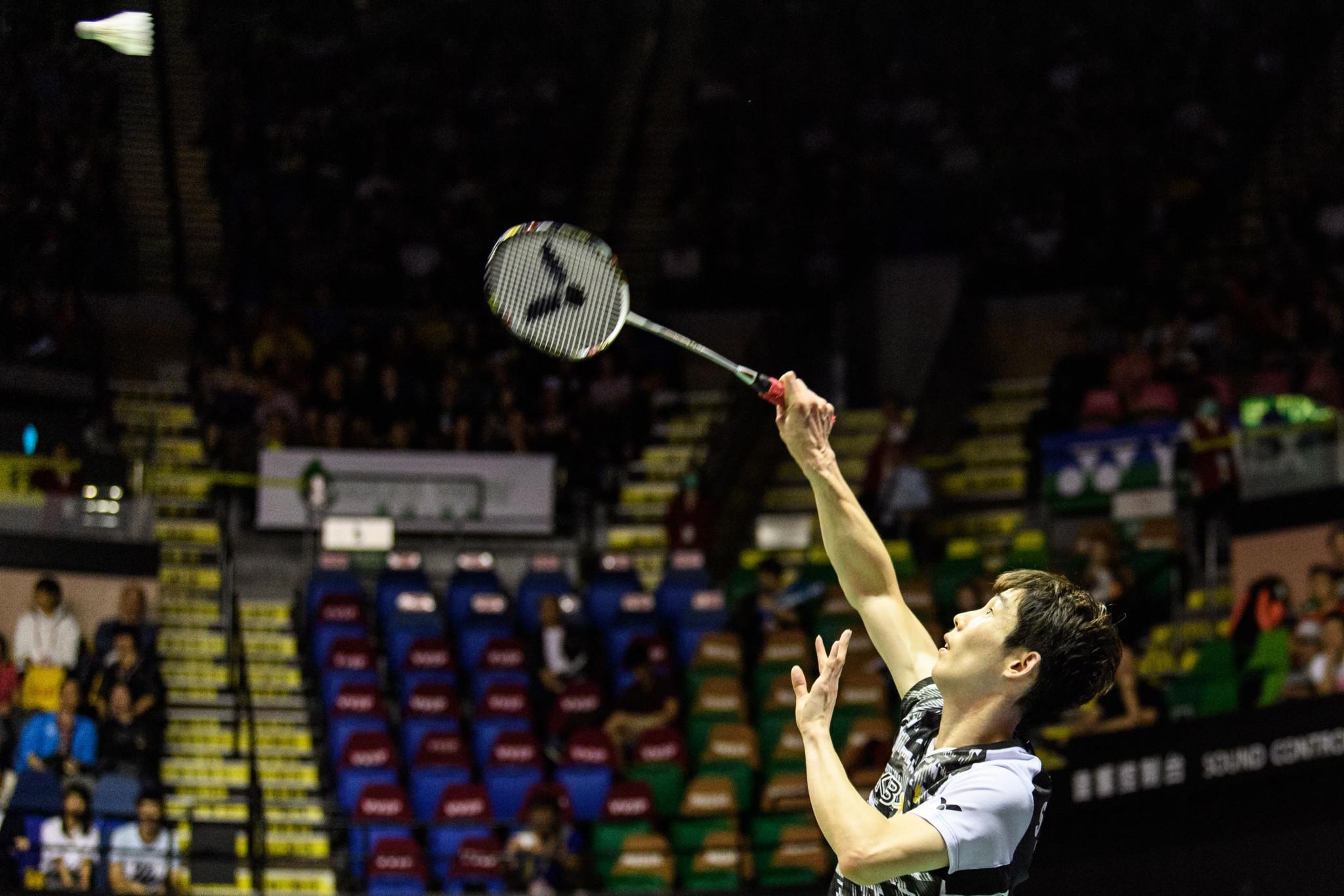 Home favourite Son through to BWF Korea Masters semi-finals