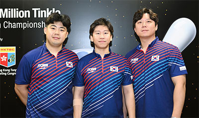 South Korea top trios qualification to progress to semi-finals at Men's World Tenpin Bowling Championships