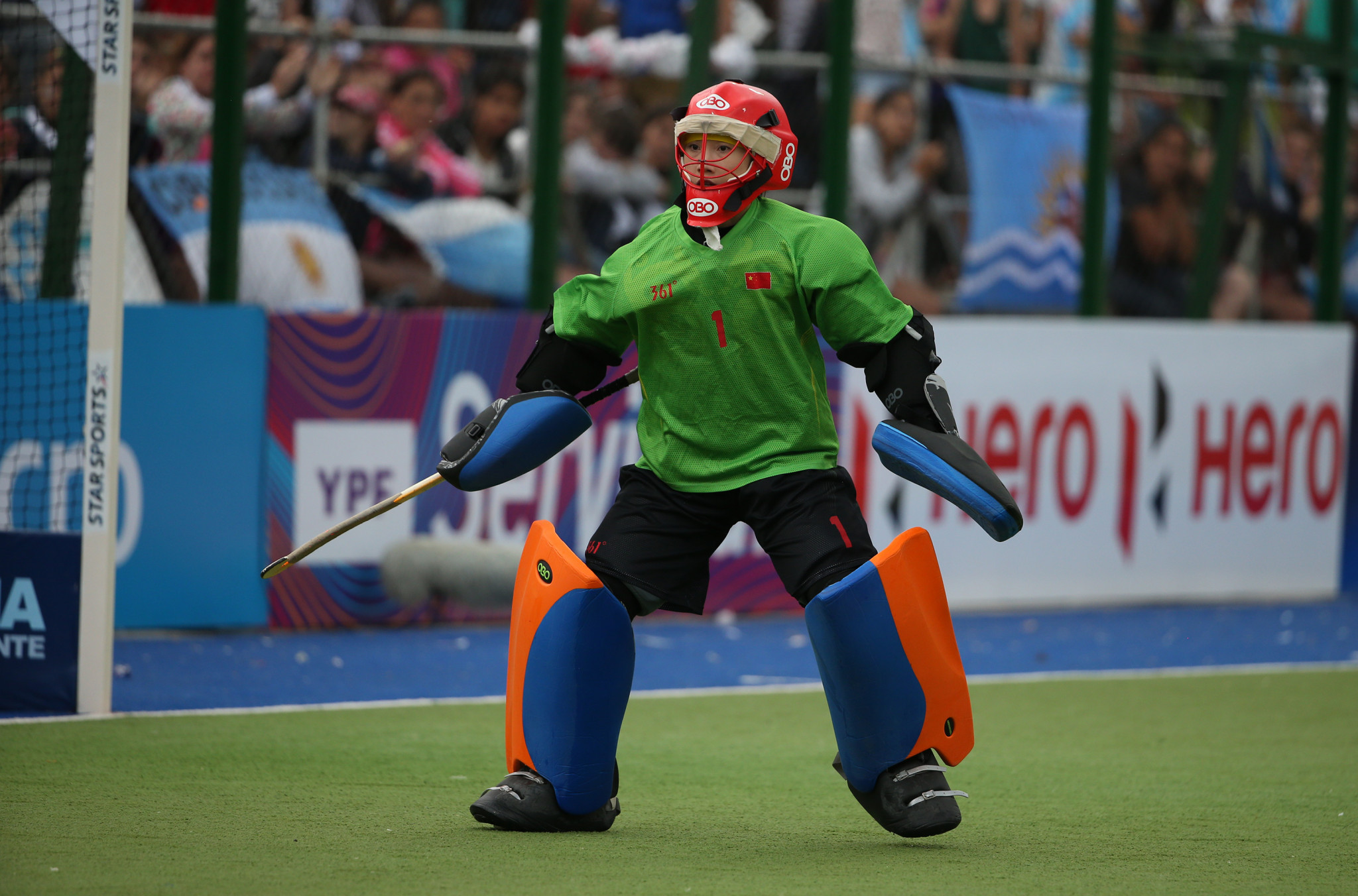 Chinese hockey player banned for one-year after positive drugs test