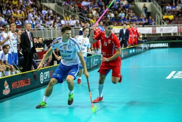 Attendance records for Men's World Floorball Championships expected to be broken with competition set to begin