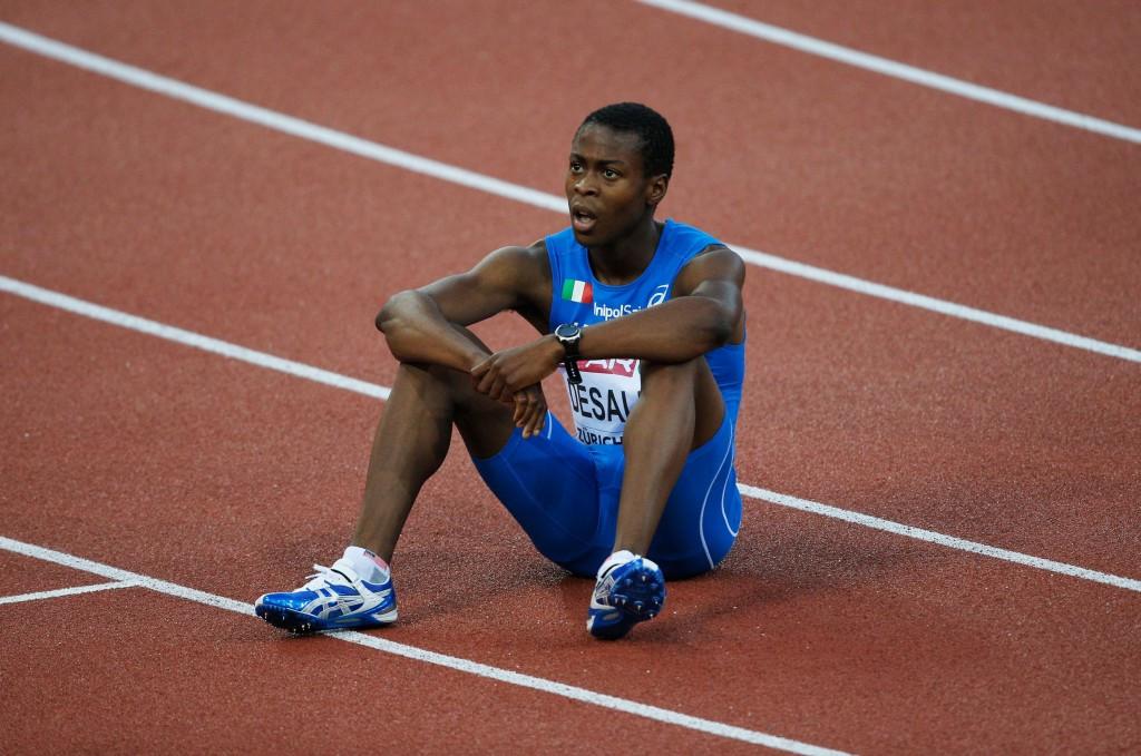 Italy's Desalu bags men's 200m gold at World Military Games
