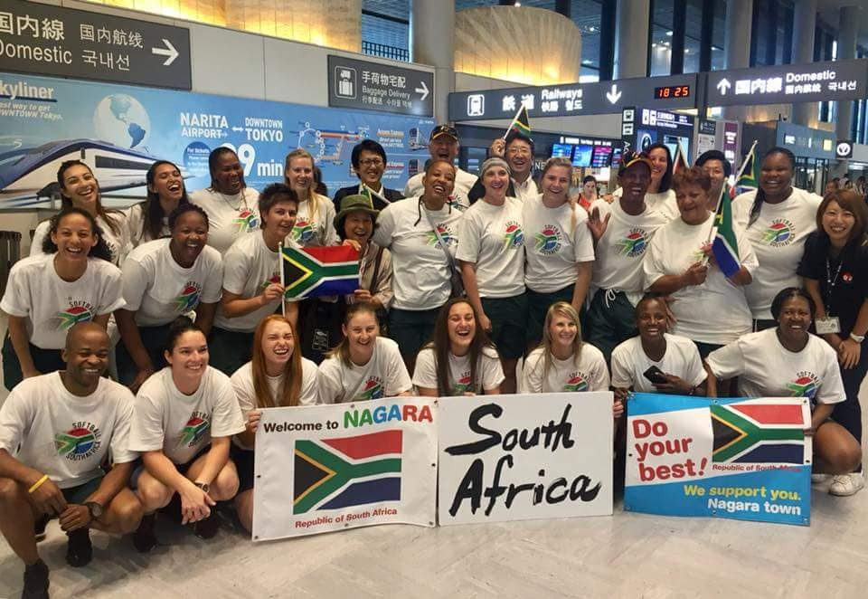 The award for South Africa Softball is partly in recognition of how the sport is developing around the country ©South Africa Softball