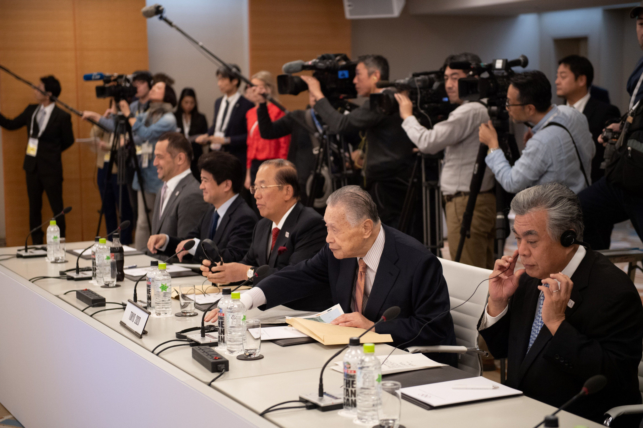 Tokyo 2020 hope progress can be made about the heat issue during the IOC Coordination Commission meeting ©Getty Images