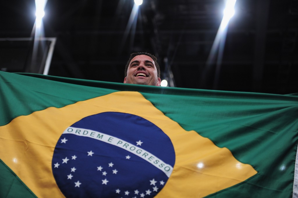 Brazil dominate Wheelchair Fencing Americas Championships in Montreal