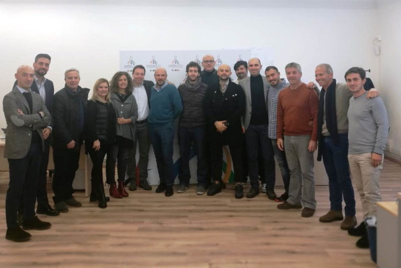 A meeting was held between many of the Universiade's competition managers ©Naples 2019