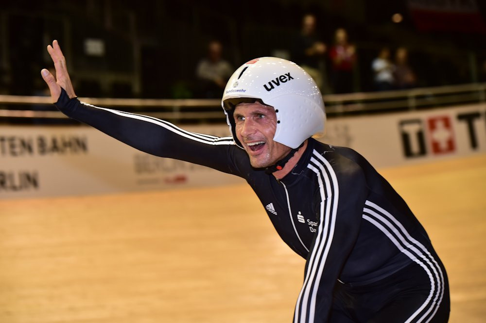 Veteran Para cyclist Teuber smashes C1 hour world record in Berlin