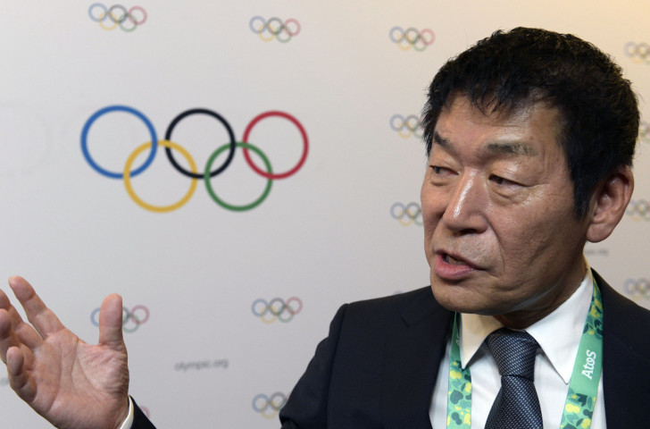 FIG President Morinari Watanabe has two key areas of progress he wishes to pursue at the Congress in Baku ©Getty Images