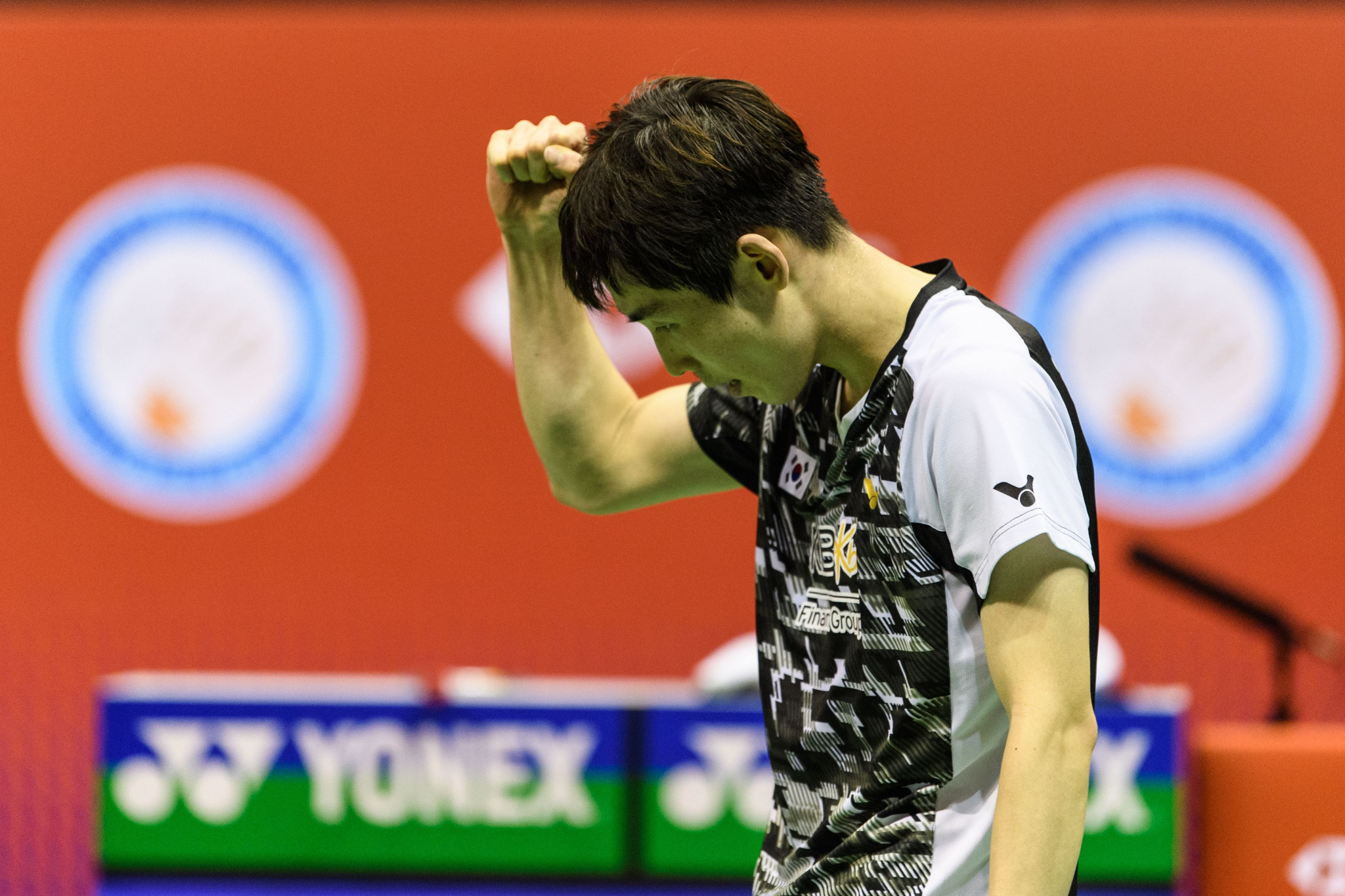 Strong day for South Korea sees Ho into men's singles final at BWF Korea Masters