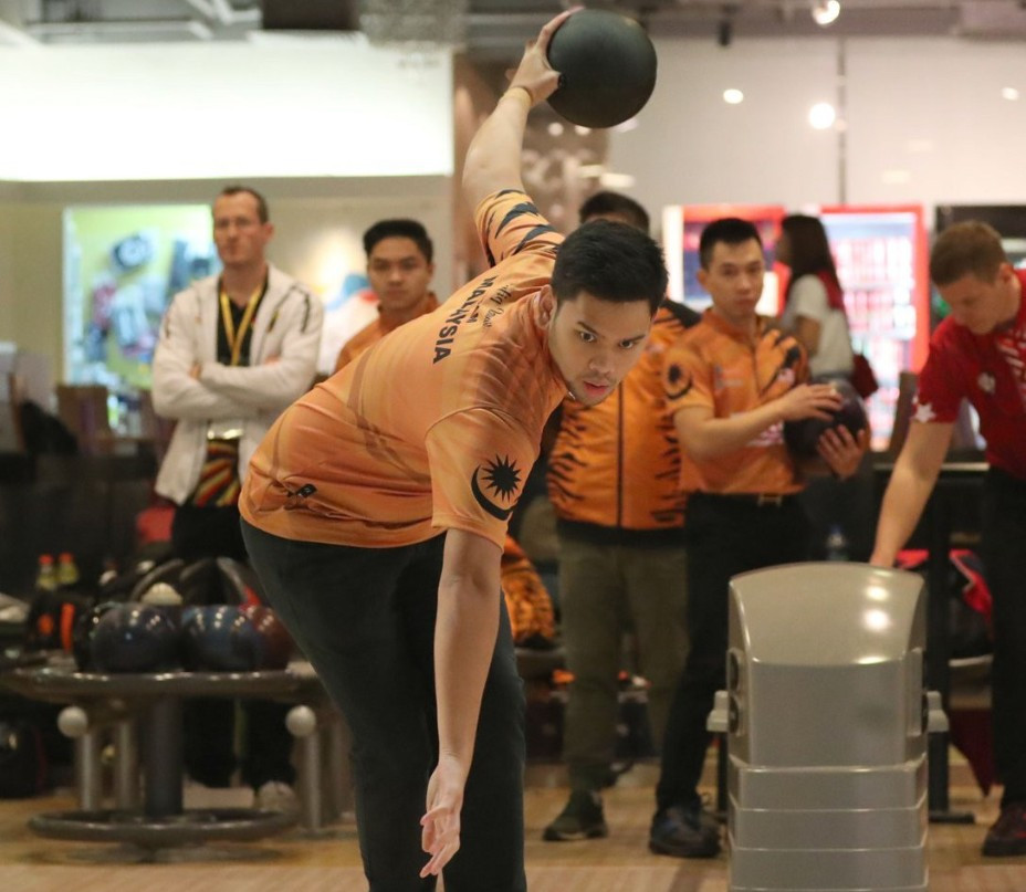 Malaysian wins singles final at Men's World Tenpin Bowling Championships