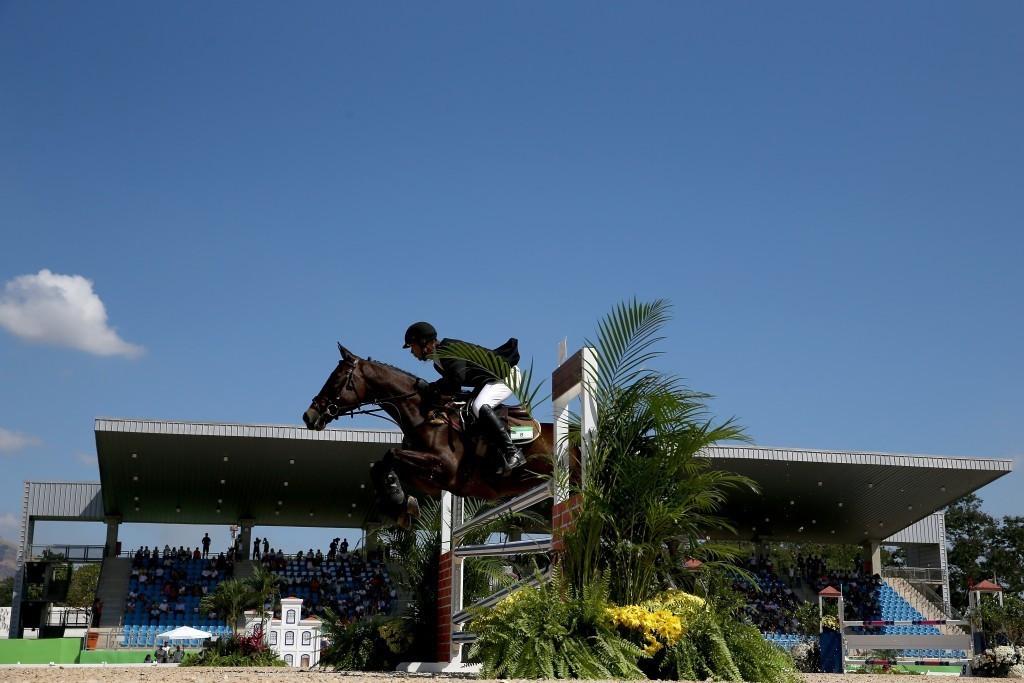 Rio 2016 equestrian events