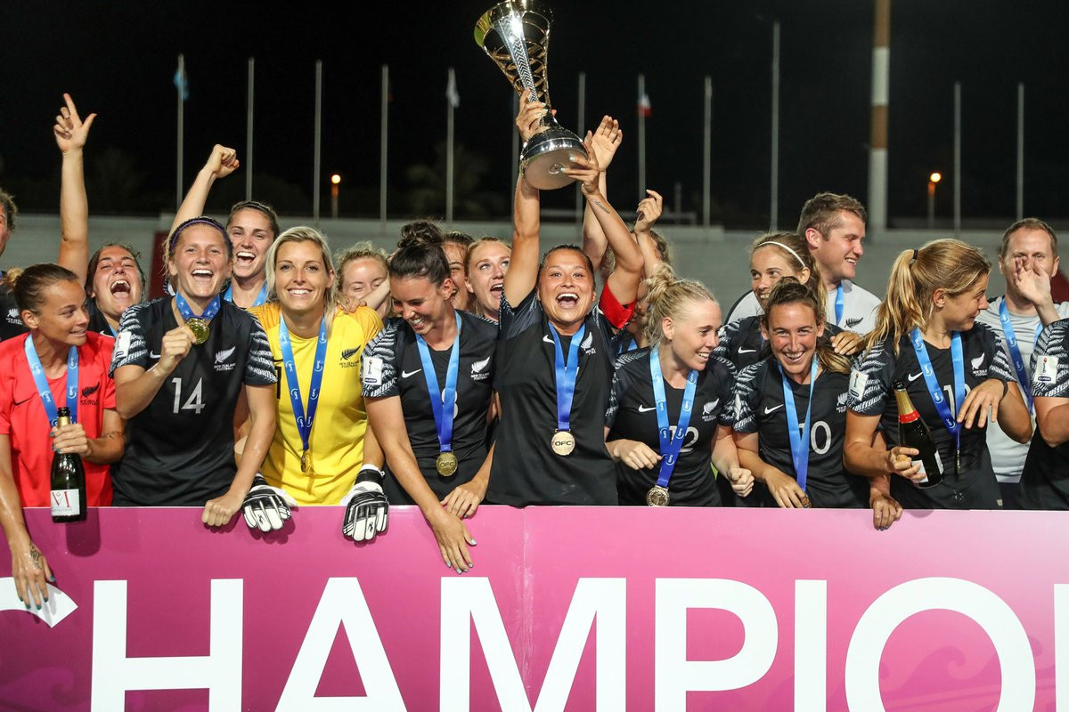 New Zealand qualify for FIFA Women's World Cup after OFC Women's Nations Cup victory