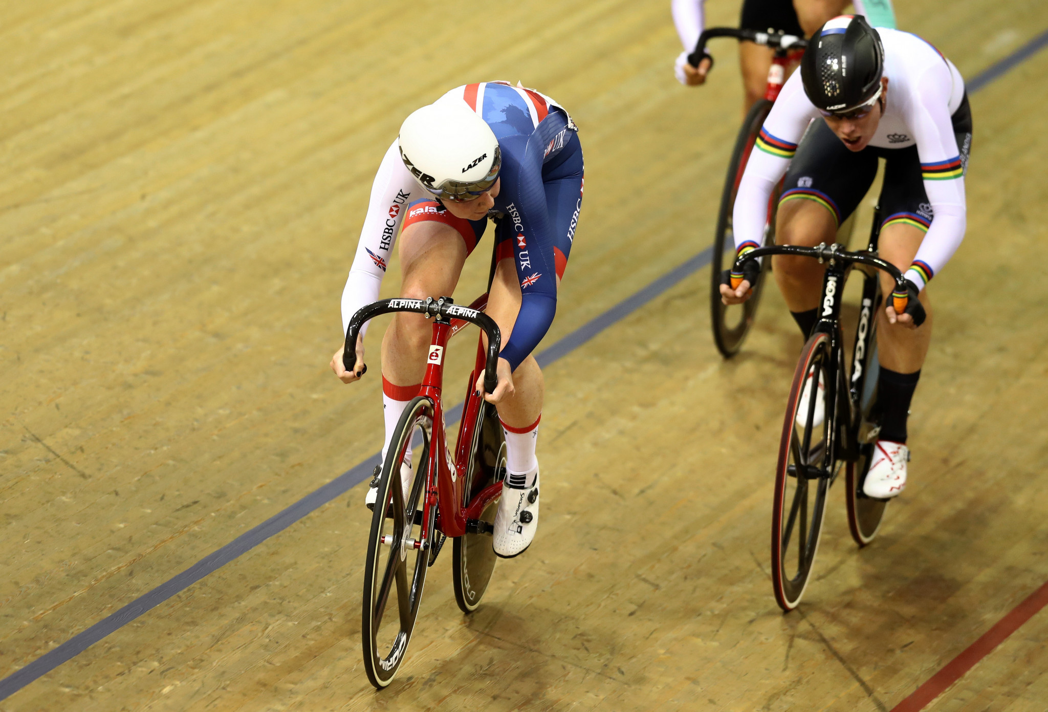 Archibald adds second gold at UCI Track World Cup in Berlin