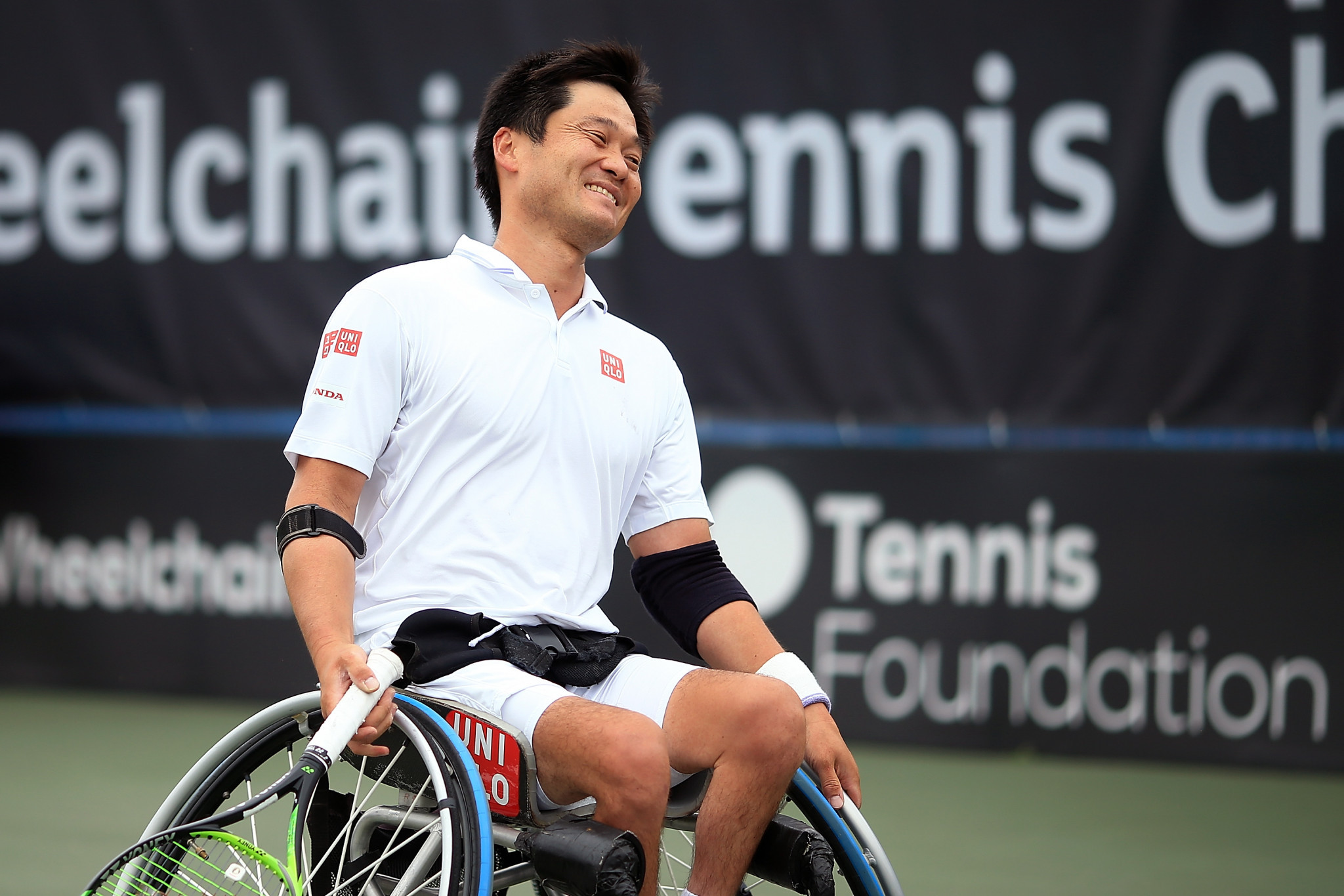 Kunieda reaches final of Wheelchair Tennis Masters in Orlando