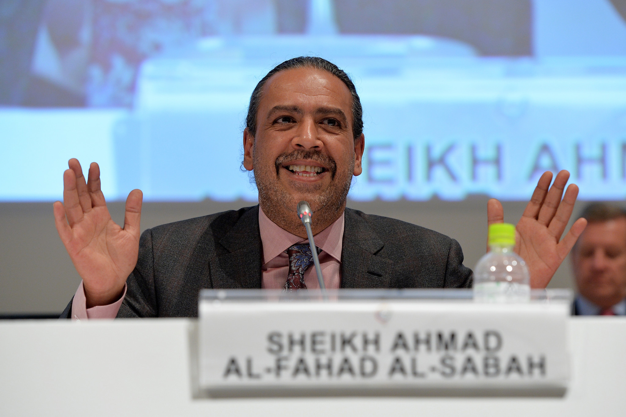 The ANOC General Assembly's focus was on Sheikh Ahmad, but several interesting topics emerged ©Getty Images