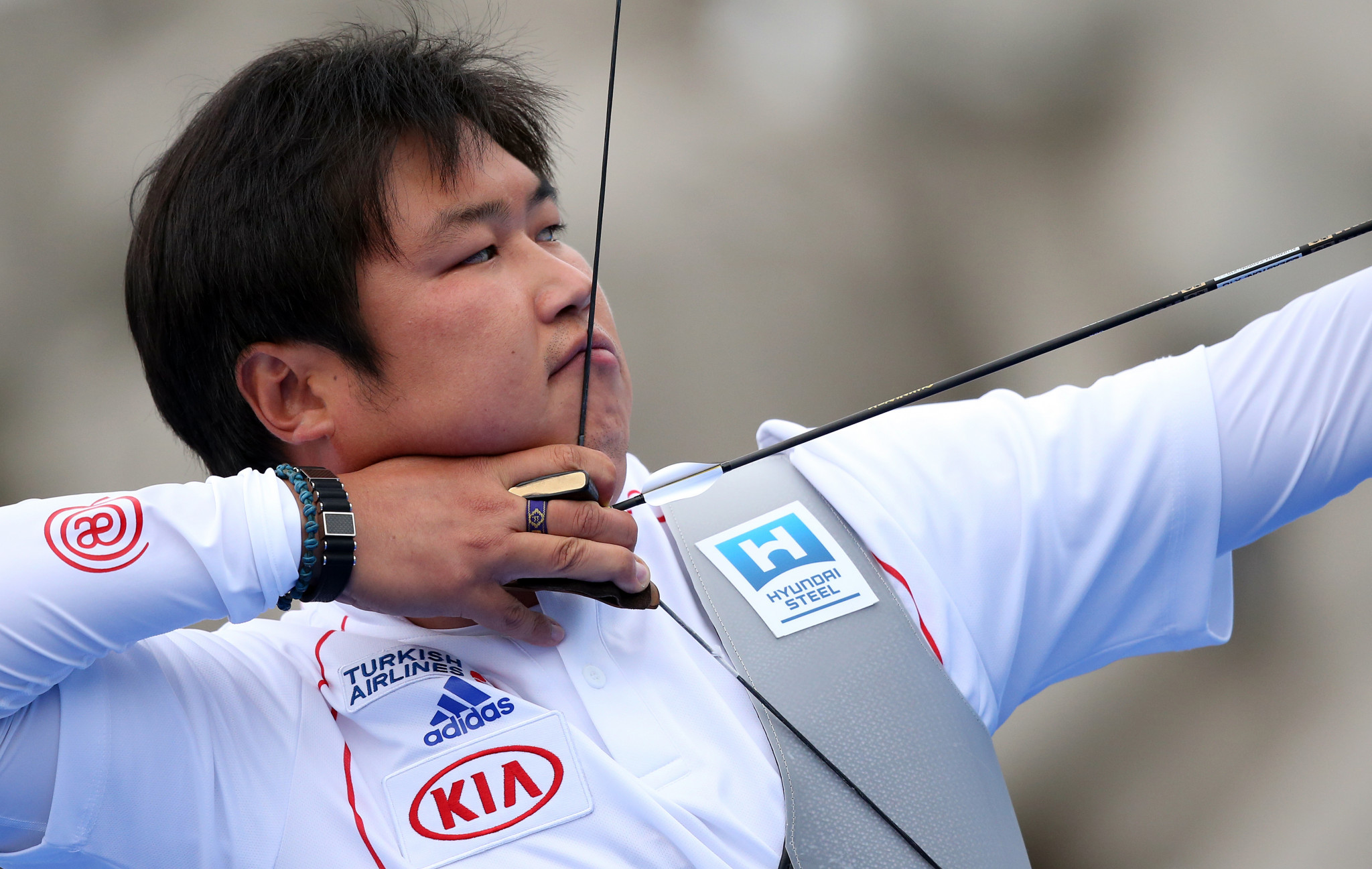 South Korean victories in recurve events at World Archery Indoor World Series in Macau