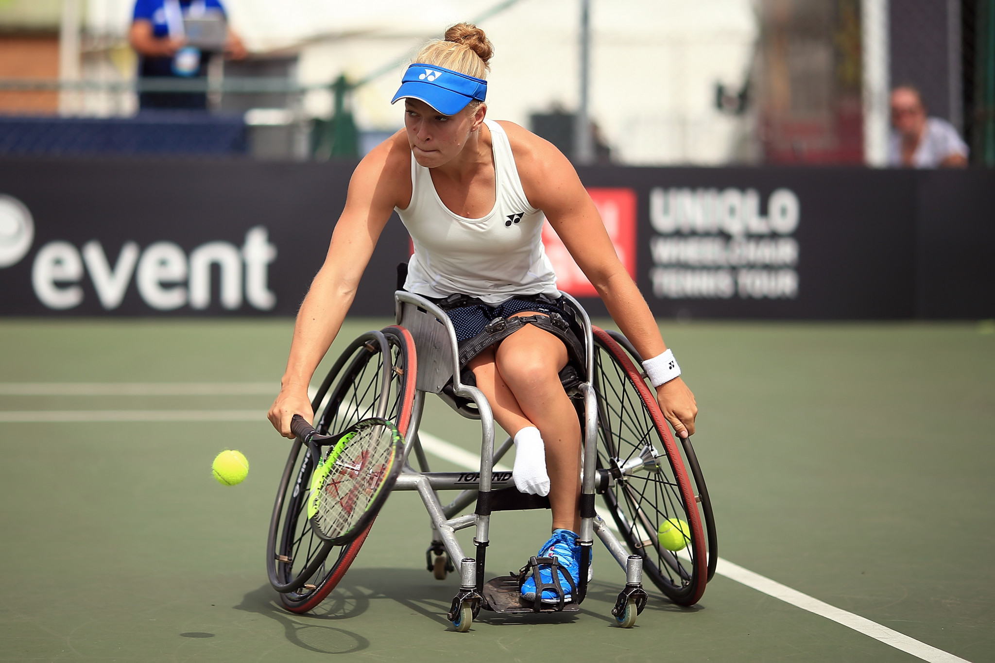 De Groot defends Wheelchair Tennis Masters title in Orlando